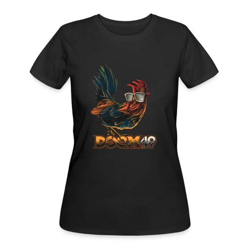 DooM49 Chicken - Women's 50/50 T-Shirt