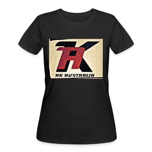 AK AUSTRALIA LADIES T-SHIRT - Women's 50/50 T-Shirt