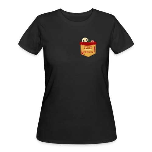 Just feed me pizza - Women's 50/50 T-Shirt