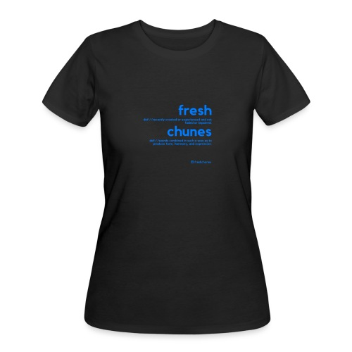 Clothing for All Urban Occasions (Blue) - Women's 50/50 T-Shirt
