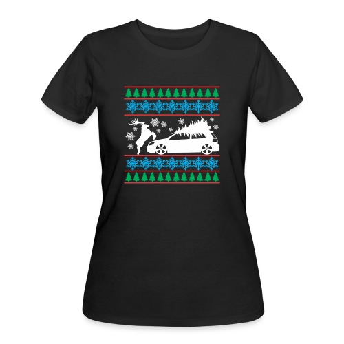 MK6 GTI Ugly Christmas Sweater - Women's 50/50 T-Shirt