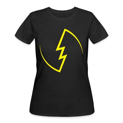 Electric Spark - Women's 50/50 T-Shirt