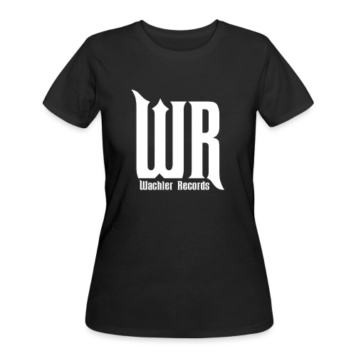 Wachler Records Light Logo - Women's 50/50 T-Shirt