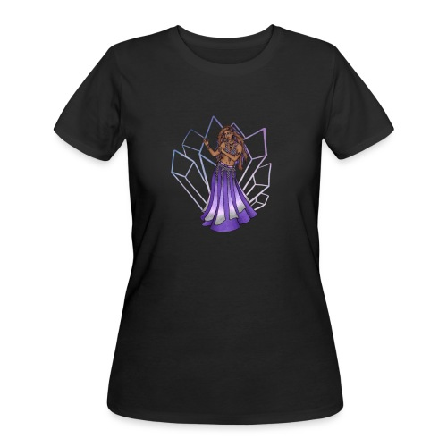 Belly Dancer - Women's 50/50 T-Shirt