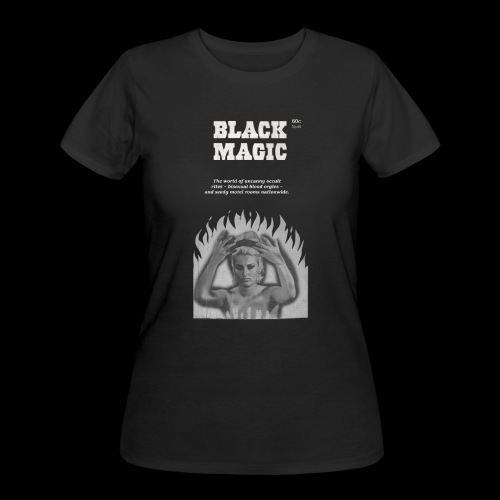 Black Magic - Women's 50/50 T-Shirt