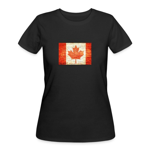Canada flag - Women's 50/50 T-Shirt