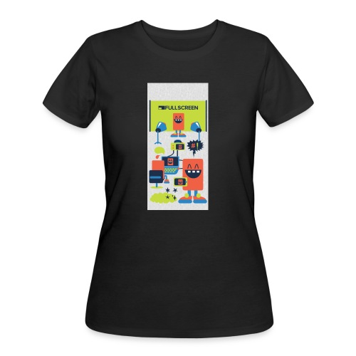 iphone5screenbots - Women's 50/50 T-Shirt