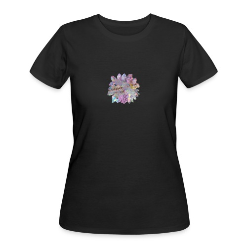 CrystalMerch - Women's 50/50 T-Shirt