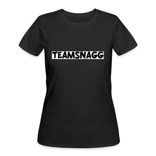 TeamSnagg Logo - Women's 50/50 T-Shirt