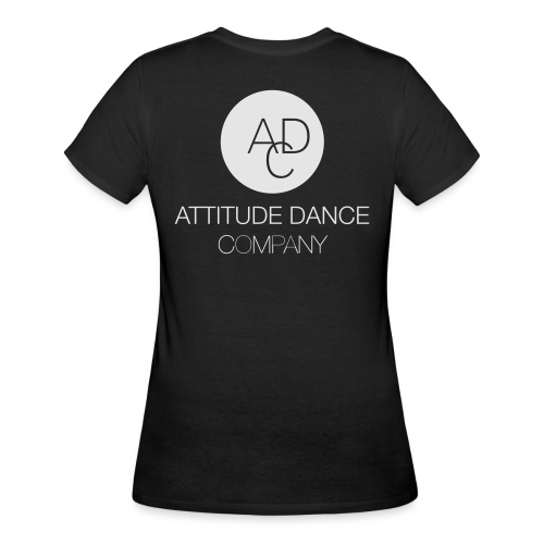 ADC Logo - Women's 50/50 T-Shirt