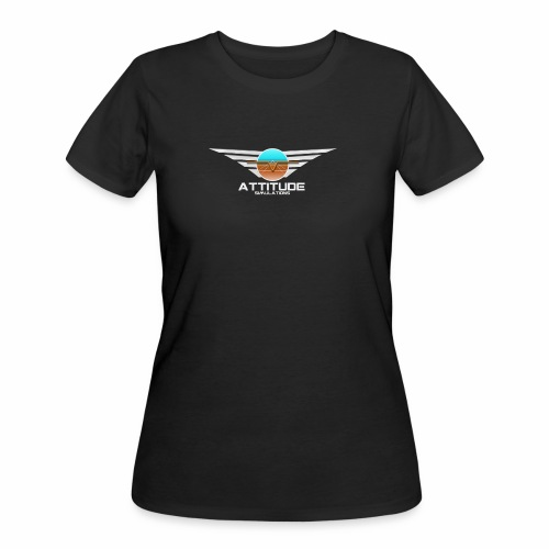 Attitude Double Sided - Women's 50/50 T-Shirt