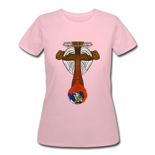 cross - Women's 50/50 T-Shirt