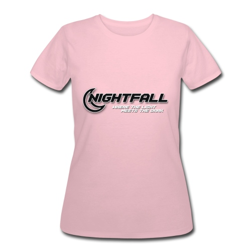 NightFall w/ Slogan - Women's 50/50 T-Shirt
