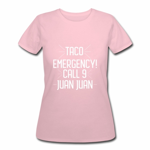 taco emergency - Women's 50/50 T-Shirt