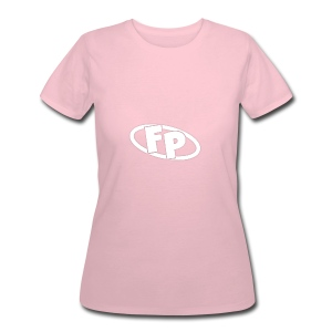 Secondary FRESHPOPCORN Logo - Women's 50/50 T-Shirt