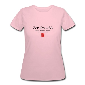 Zen Do USA - Women's 50/50 T-Shirt