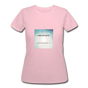 I do more than try - Women's 50/50 T-Shirt