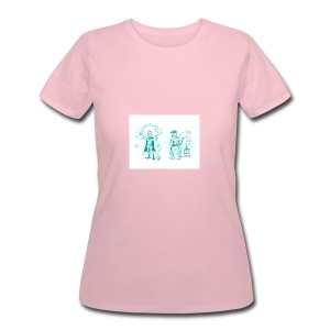 TEST DESIGN - Women's 50/50 T-Shirt