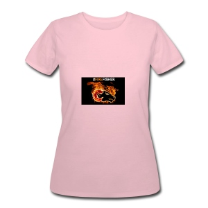 Fire_Fisher - Women's 50/50 T-Shirt