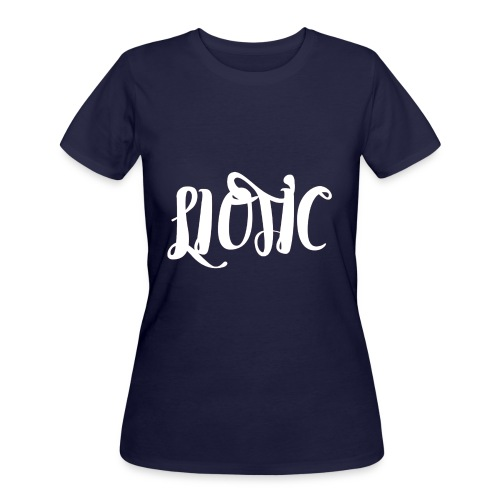 Official LioTic Logo - Women's 50/50 T-Shirt