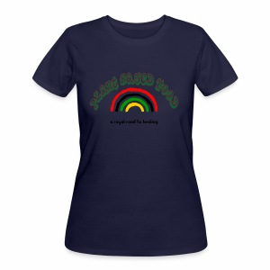 plant based food - Women's 50/50 T-Shirt