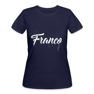 Franco Paint - Women's 50/50 T-Shirt