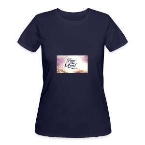 Praise The Lord T-Shirt - Women's 50/50 T-Shirt