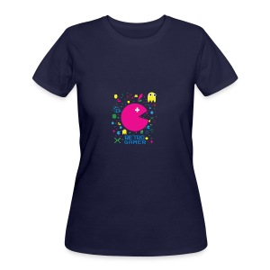RETRO GAMER - Women's 50/50 T-Shirt