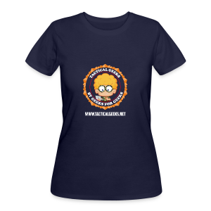 Tactical Geeks - Women's 50/50 T-Shirt