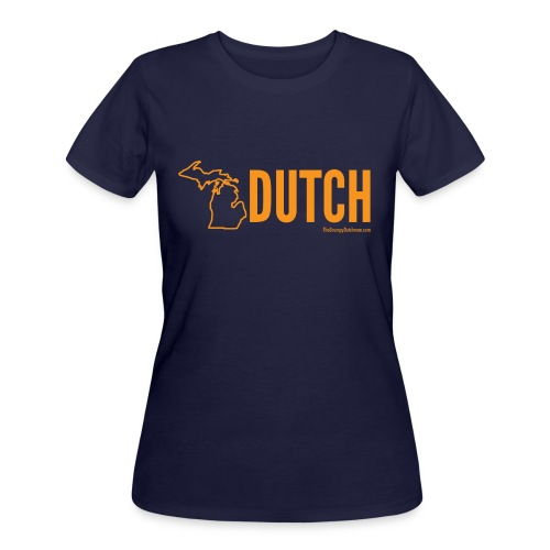 Michigan Dutch (orange) - Women's 50/50 T-Shirt