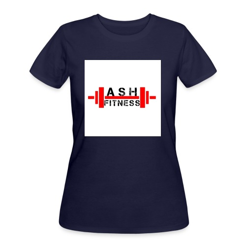ASH FITNESS MUSCLE ACCESSORIES - Women's 50/50 T-Shirt