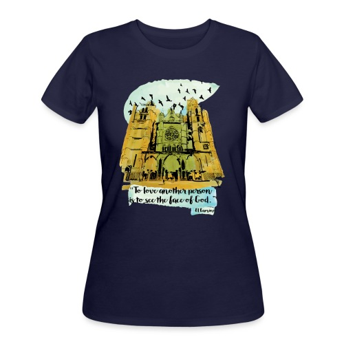 El camino - Women's 50/50 T-Shirt