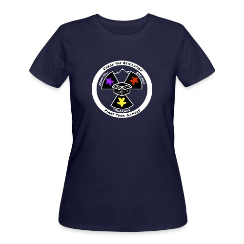 Pikes Peak Gamers Convention 2019 - Clothing - Women's 50/50 T-Shirt