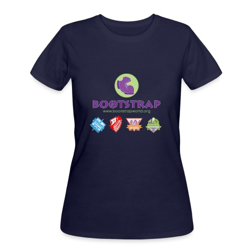 BOOTSTRAP Algebra Reactive Physics Data Science - Women's 50/50 T-Shirt
