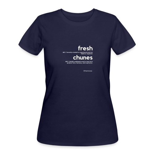 Clothing for All Urban Occasions (Bk+Wt) - Women's 50/50 T-Shirt