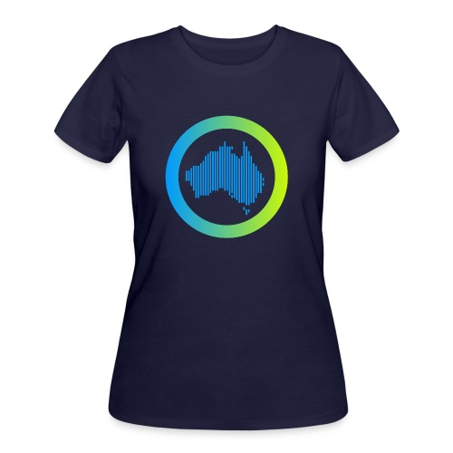 Gradient Symbol Only - Women's 50/50 T-Shirt