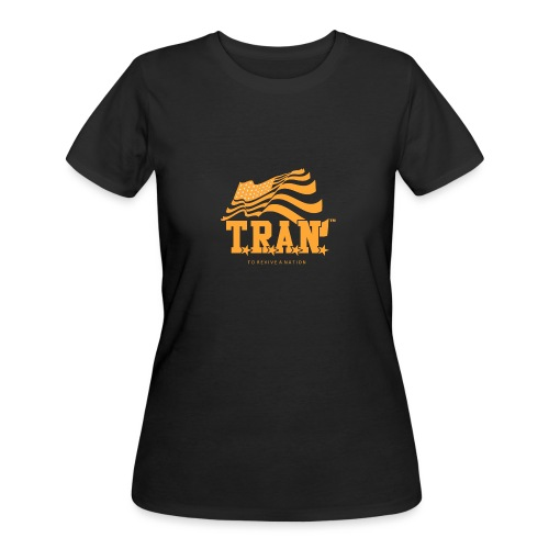 TRAN Gold Club - Women's 50/50 T-Shirt
