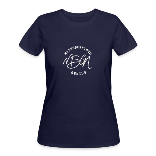 MSGN Logo - Women's 50/50 T-Shirt