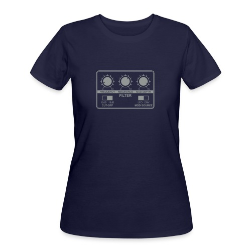 Synth Filter with Knobs - Women's 50/50 T-Shirt