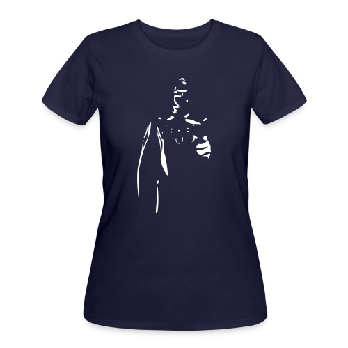 Rubber Man Wants You! - Women's 50/50 T-Shirt