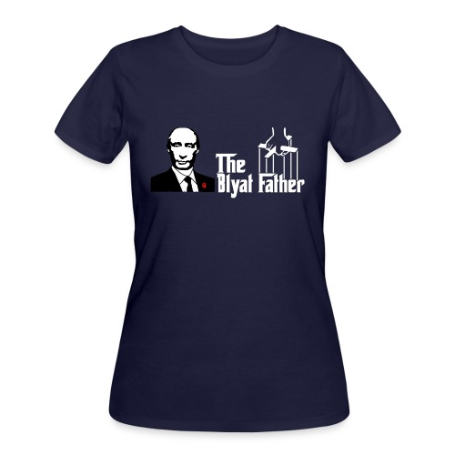 The Blyat Father - Women's 50/50 T-Shirt