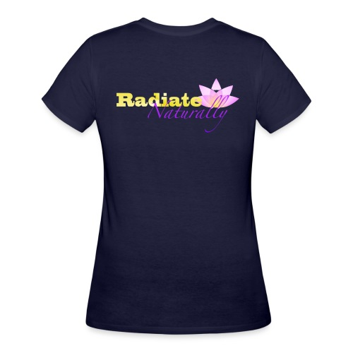 Radiate2 png - Women's 50/50 T-Shirt