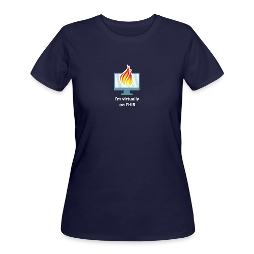 HL7 FHIR DevDays 2020 - Desktop - Women's 50/50 T-Shirt