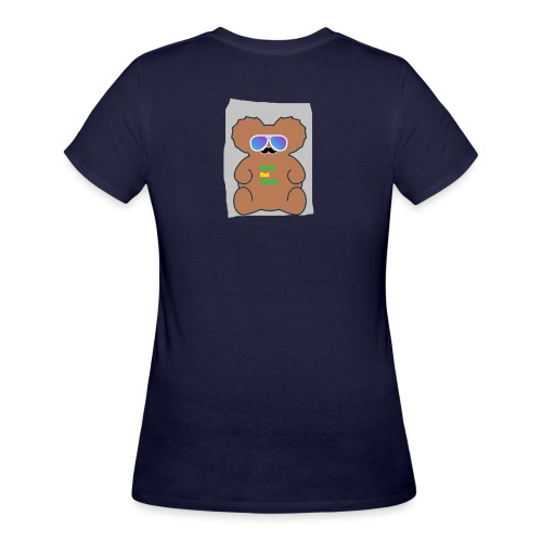 Aussie Dad Gaming Koala - Women's 50/50 T-Shirt