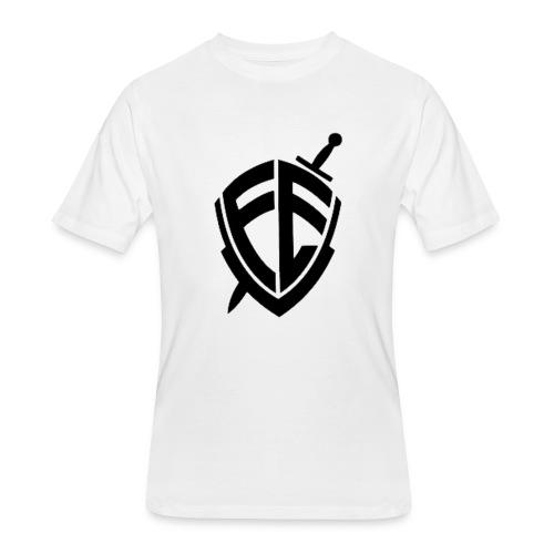 O Brasão da FE !! - Men's 50/50 T-Shirt