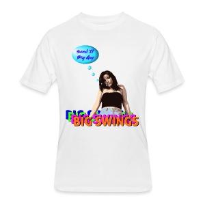 Send It Big Boy - Men's 50/50 T-Shirt
