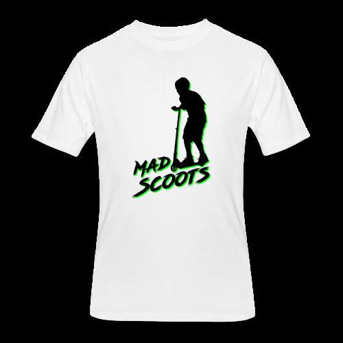 Mad Scoots - Men's 50/50 T-Shirt
