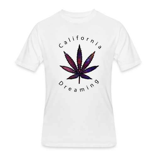 cali dream - Men's 50/50 T-Shirt