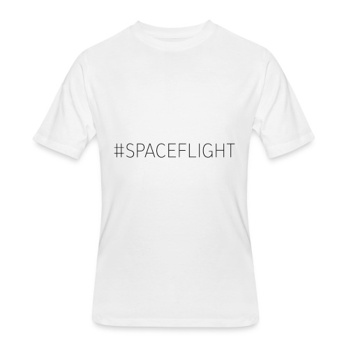 SPACEFLIGHT - Men's 50/50 T-Shirt