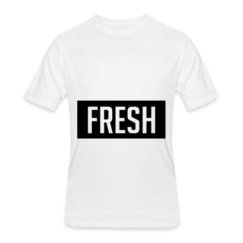 fresh - Men's 50/50 T-Shirt
